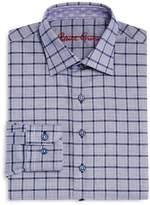 Robert Graham Boys' Plaid Dress Shirt