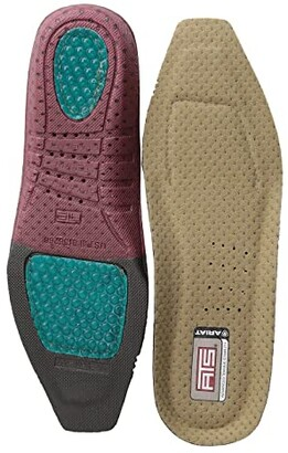 Ariat ATS(r) Square Toe Footbed (Nude) Men's Insoles Accessories Shoes