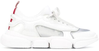 Moncler lace-up low sneakers