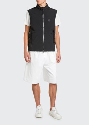 Moncler Men's Chabod Zip-Front Vest