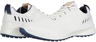 Ecco S-Hybrid Hydromax (White Yak Leather) Men's Shoes
