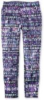 L.L. Bean Girls' L.L.Bean Tech Legging, Print