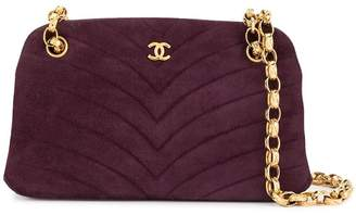 Chanel Pre-Owned 1989-1991 V-Stitch shoulder bag
