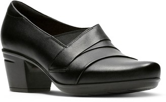 Clarks Emslie Warbler Women's Leather Pumps