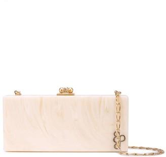 Edie Parker Medium Slim Clutch Bag