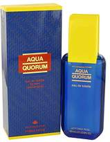 Antonio Puig AQUA QUORUM by Eau De Toilette Spray for Men - 100% Authentic