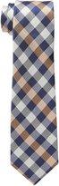 Ben Sherman Men's Canoas Plaid Tie