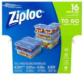 Ziploc® To Go Variety Pack Containers - 8ct