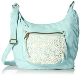 T-Shirt & Jeans Mint Hobo Crossbody