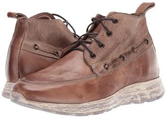 Bed Stu Aft (Olive Dip-Dye) Men's Shoes