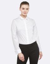 Oxford Angel French Cuff Stretch Shirt