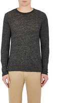 Rag & Bone Men's Owen Long-Sleeve T-Shirt-DARK GREY