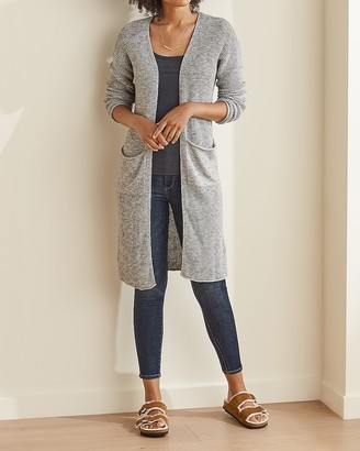 Express Upwest Long Weekend Cardigan