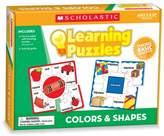 Scholastic Colors & Shapes Puzzle