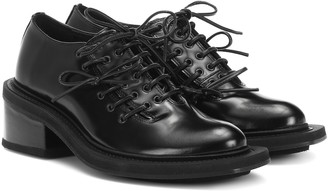 Simone Rocha Leather Derby shoes