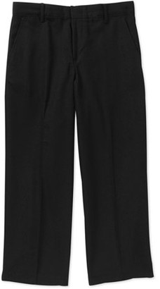 George Boys School Uniform Flat Front Dressy Special Occasion Pants (Little Boys & Big Boys)