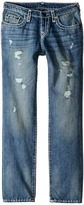 True Religion Geno Super T Jeans in Muddy Blue Wash Boy's Jeans