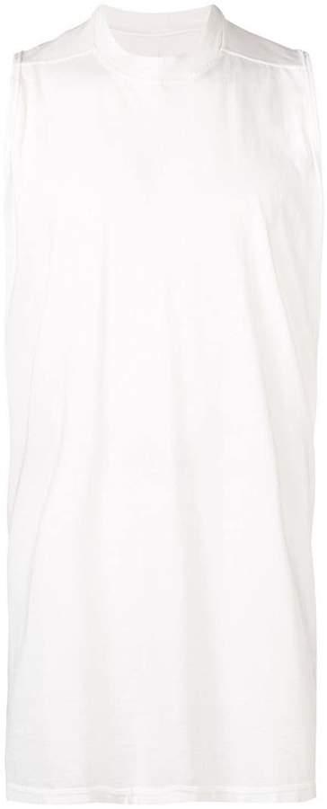 Rick Owens sleeveless tank top