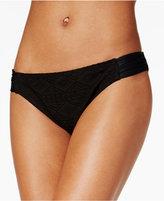 Hula Honey Mojave Diamond Crochet Hipster Bikini Bottoms Women's Swimsuit
