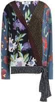 Diane von Furstenberg Long Sleeved