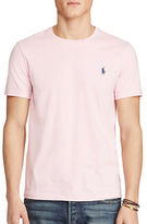 Polo Ralph Lauren Custom Fit Jersey Crew Neck Tee