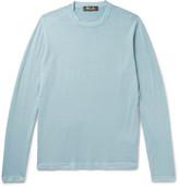 Loro Piana Virgin Wool and Silk-Blend Sweater
