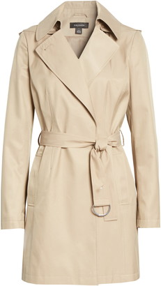 Halogen Classic Trench Coat