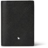 Montblanc Sartorial Cross-Grain Leather Bifold Cardholder