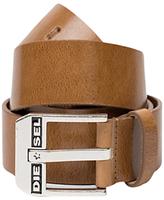 Diesel Bluestar Cintura Leather Belt