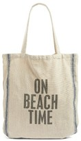 Primitives By Kathy On Beach Time Tote - Blue