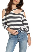 LnA Women's Leon Cutout Sweater