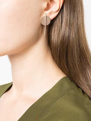 Anissa Kermiche unit california love earring