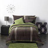Closeout! Dorm Life Plaid Comforter Set