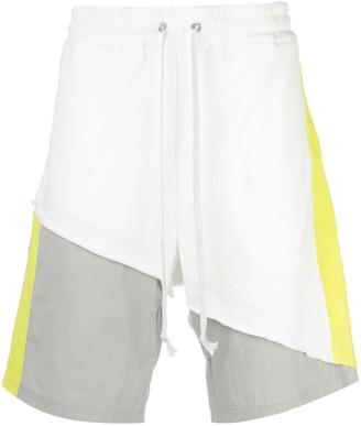 God's Masterful Children Terry shorts
