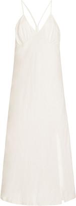 Anaak Paola Raceback Slip Dress