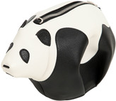 Loewe Panda Leather Shoulder Bag