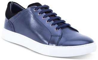 Robert Graham Men's Koch Lace-Up Sneakers