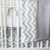 New Arrivals Zig Zag Baby 4 Piece Crib Bedding Set