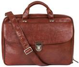 Boconi Mathews Leather Commuter Bag