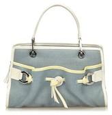Lancel Pre-owned: Canvas Handbag.
