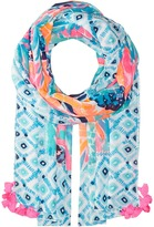 Lilly Pulitzer Seaspray Wrap Scarves