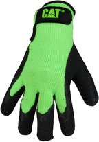 Caterpillar 17417 Unisex Latex Palm Glove