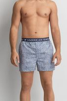 American Eagle Outfitters AE Ditsy Print Poplin Boxer