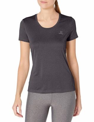 Salomon Women's Agile Short Sleeve TEE W