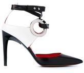 Proenza Schouler Leather Ankle Strap Pump
