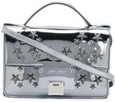 Jimmy Choo mini 'Rebel' soft crossbody bag - women - Patent Leather - One Size
