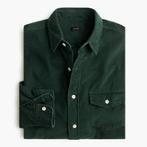J.Crew 21-Wale Corduroy Shirt