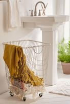 Urban Outfitters Tike Wire Rolling Hamper