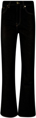 Jacquemus Flared Leg Jeans