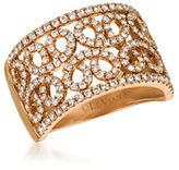 LeVian Le Vian Diamond 14K Rose Gold Ring